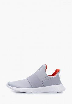 Кроссовки, Reebok, цвет: серый. Артикул: RE160AWJMCD1.