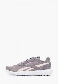 Кроссовки, Reebok, цвет: фиолетовый. Артикул: RE160AWJMCH7.