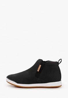 Слипоны, Reebok, цвет: черный. Артикул: RE160AWJMCJ6. Обувь / Слипоны