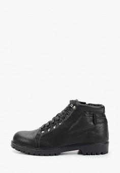 Ботинки, Respect, цвет: черный. Артикул: RE771AMGROK2. Обувь / Ботинки / Низкие ботинки