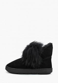 Полусапоги, Respect, цвет: черный. Артикул: RE771AWGQLM5. Обувь / Сапоги / Угги и унты