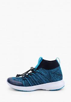 Кроссовки, Reima, цвет: синий. Артикул: RE883ABIIVD5. Мальчикам / Обувь / Кроссовки и кеды