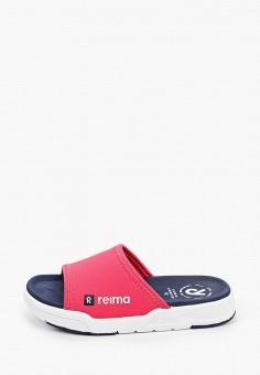 Сланцы, Reima, цвет: розовый. Артикул: RE883AGIIVG7.