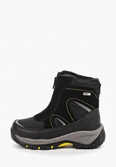 Ботинки, Reima, цвет: черный. Артикул: RE883AKFYIA6. Мальчикам / Обувь / Ботинки