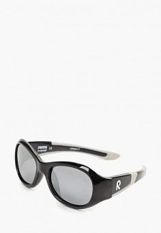 Очки солнцезащитные, Reima, цвет: черный. Артикул: RE883DBDVPL5.