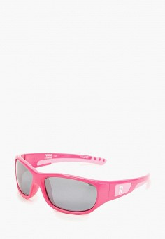Очки солнцезащитные, Reima, цвет: розовый. Артикул: RE883DGDVPL7.