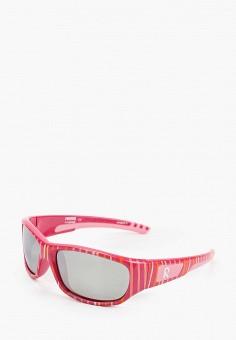 Очки солнцезащитные, Reima, цвет: розовый. Артикул: RE883DGIIUN4.
