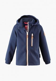 Куртка утепленная, Reima, цвет: синий. Артикул: RE883EBFYGC7. Мальчикам / Одежда / Верхняя одежда