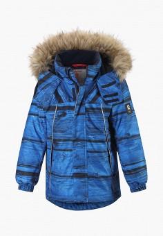 Куртка утепленная, Reima, цвет: синий. Артикул: RE883EBFYGD5. Мальчикам / Одежда / Верхняя одежда