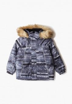 Куртка утепленная, Reima, цвет: серый. Артикул: RE883EBFYGD6.