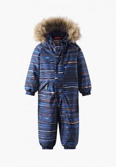 Комбинезон утепленный, Reima, цвет: синий. Артикул: RE883EBFYGK2. Мальчикам / Одежда / Верхняя одежда