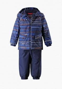 Костюм утепленный, Reima, цвет: синий. Артикул: RE883EBFYGK7. Новорожденным / Одежда