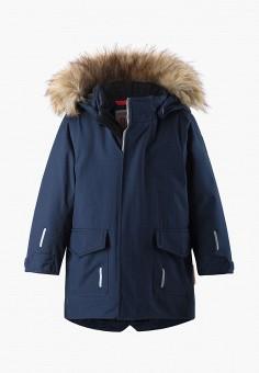 Куртка утепленная, Reima, цвет: синий. Артикул: RE883EBFYGL4. Мальчикам / Одежда / Верхняя одежда