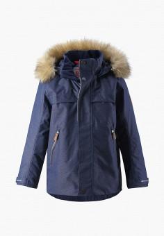 Куртка утепленная, Reima, цвет: синий. Артикул: RE883EBFYGR3. Мальчикам / Одежда / Верхняя одежда