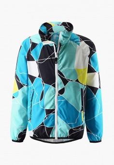 Ветровка, Reima, цвет: мультиколор. Артикул: RE883EBIIUZ5. Мальчикам / Одежда / Верхняя одежда
