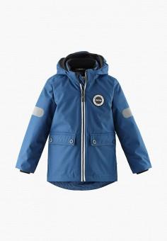 Куртка утепленная, Reima, цвет: синий. Артикул: RE883EBJXAN0. Мальчикам / Одежда / Верхняя одежда