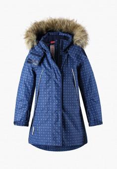 Куртка утепленная, Reima, цвет: синий. Артикул: RE883EGFYGH4.
