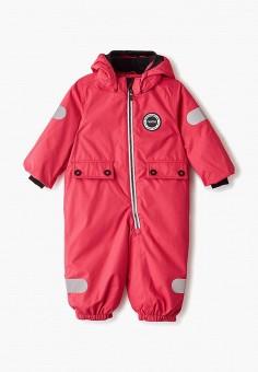 Комбинезон утепленный, Reima, цвет: розовый. Артикул: RE883EGFYGL7. Новорожденным / Одежда