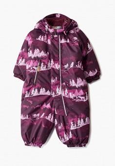 Комбинезон утепленный, Reima, цвет: фиолетовый. Артикул: RE883EGFYGM6. Новорожденным / Одежда