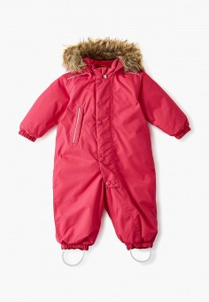Комбинезон утепленный, Reima, цвет: розовый. Артикул: RE883EGFYGN1. Новорожденным / Одежда