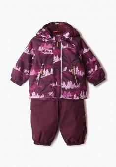 Костюм утепленный, Reima, цвет: розовый. Артикул: RE883EGFYGN6. Новорожденным / Одежда