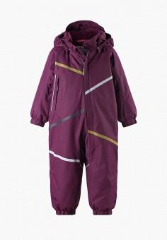 Комбинезон утепленный, Reima, цвет: бордовый. Артикул: RE883EGFYGP7. Новорожденным / Одежда