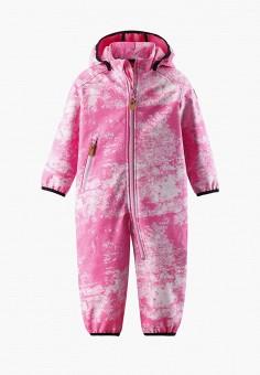 Комбинезон, Reima, цвет: розовый. Артикул: RE883EGIIUO1.