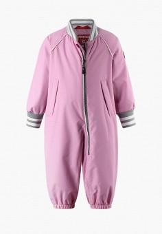 Комбинезон, Reima, цвет: розовый. Артикул: RE883EGIIUO8.