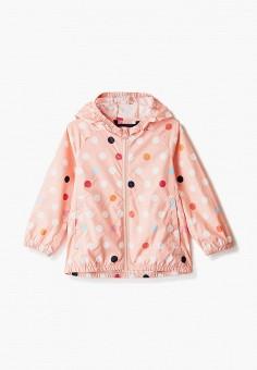 Ветровка, Reima, цвет: розовый. Артикул: RE883EGIIUQ2.