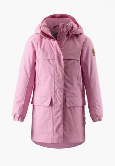 Куртка утепленная, Reima, цвет: розовый. Артикул: RE883EGIIVA1.