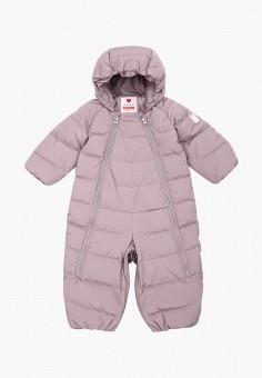 Комбинезон утепленный, Reima, цвет: розовый. Артикул: RE883EGJXAA9. Новорожденным / Одежда