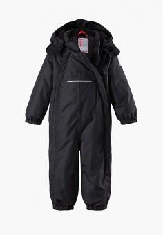 Комбинезон утепленный, Reima, цвет: черный. Артикул: RE883EKCADX0. Новорожденным / Одежда
