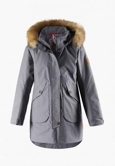 Куртка утепленная, Reima, цвет: серый. Артикул: RE883EKFYGV9. Мальчикам / Одежда / Верхняя одежда