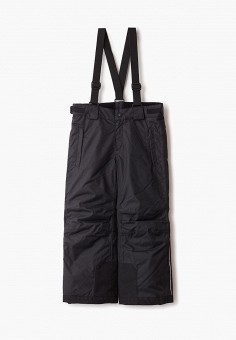 Брюки горнолыжные, Reima, цвет: черный. Артикул: RE883EKFYHE5. Мальчикам / Одежда / Верхняя одежда