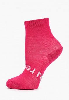 Носки, Reima, цвет: розовый. Артикул: RE883FGFYHH0.