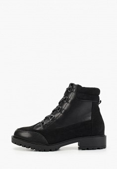 Ботинки, River Island, цвет: черный. Артикул: RI004AWGYXM1.