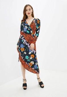Платье, River Island, цвет: мультиколор. Артикул: RI004EWGOAC3.