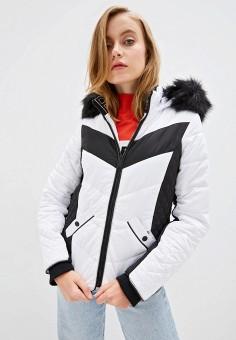 Куртка утепленная, River Island, цвет: белый. Артикул: RI004EWGSNU1.