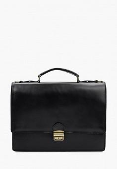 Портфель, Roberta Rossi, цвет: черный. Артикул: RO041BMHT591. Аксессуары / Сумки