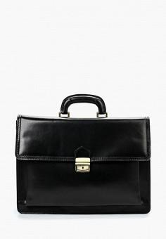 Портфель, Roberta Rossi, цвет: черный. Артикул: RO041BMSUS66. Аксессуары / Сумки