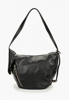 Рюкзак, Roberta Rossi, цвет: черный. Артикул: RO041BWERLY3. Аксессуары / Рюкзаки / Рюкзаки