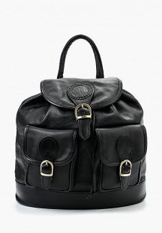 Рюкзак, Roberta Rossi, цвет: черный. Артикул: RO041BWSUS28. Аксессуары / Рюкзаки