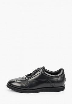 Туфли, Roberto Piraloff, цвет: черный. Артикул: RO069AMIQCY3. Обувь