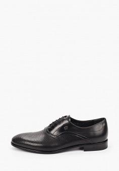 Туфли, Roberto Piraloff, цвет: черный. Артикул: RO069AMIQDB9. Обувь