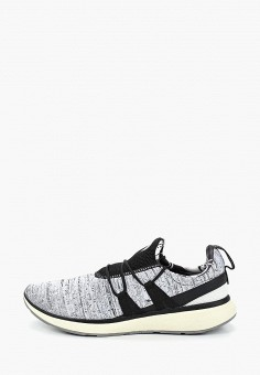 Кроссовки, Roxy, цвет: серый. Артикул: RO165AWEDML6.
