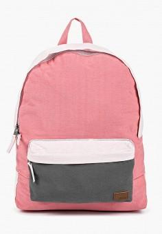 Рюкзак, Roxy, цвет: розовый. Артикул: RO165BWEDMV3.