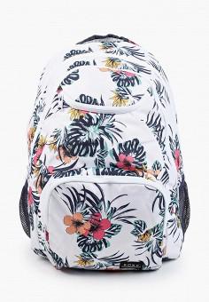Рюкзак, Roxy, цвет: белый. Артикул: RO165BWIJIR9.
