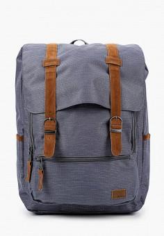 Рюкзак, Roxy, цвет: синий. Артикул: RO165BWJJFW3. Аксессуары / Рюкзаки