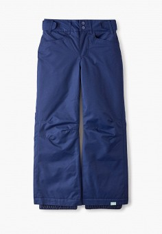 Брюки горнолыжные, Roxy, цвет: синий. Артикул: RO165EGGAUF6.