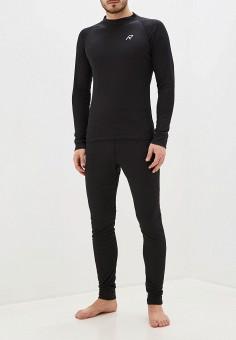 Термобелье, Rukka, цвет: черный. Артикул: RU006EMHKPL7. Одежда / Термобелье
